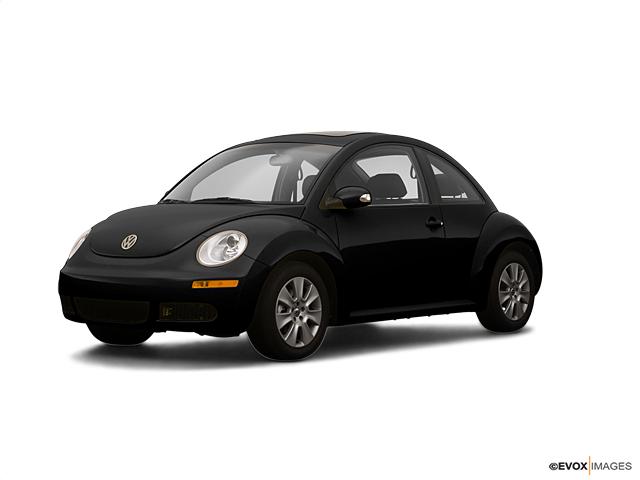 2009 Volkswagen New Beetle Coupe Vehicle Photo in Beaufort, SC 29906