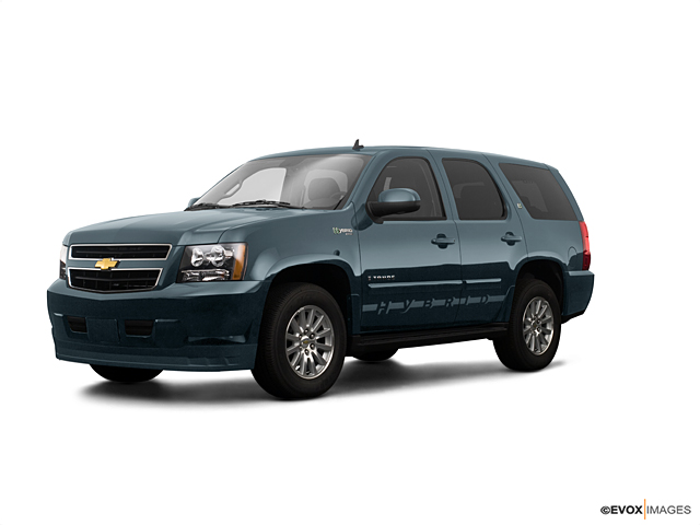 2009 Chevrolet Tahoe Hybrid Vehicle Photo in Portland, OR 97225