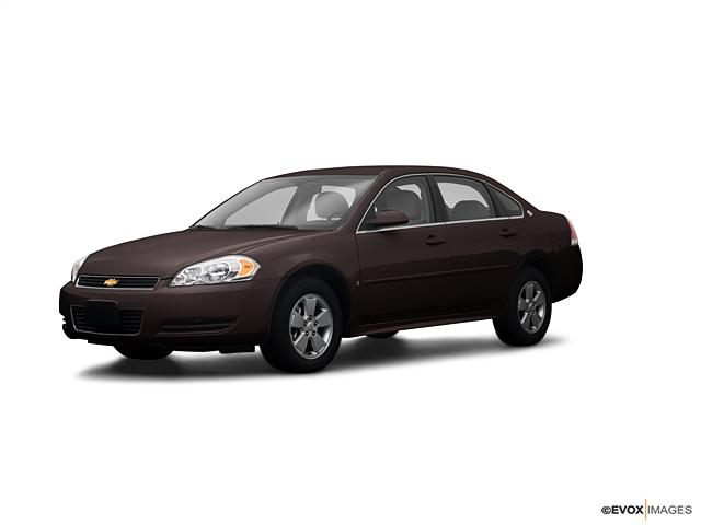 2009 Chevrolet Impala Vehicle Photo in Davison, MI 48423
