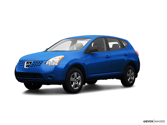 2009 Nissan Rogue Vehicle Photo in Springfield, MO 65809
