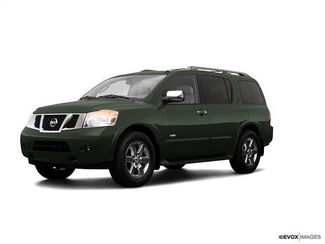 2009 Nissan Armada Vehicle Photo in San Antonio, TX 78254