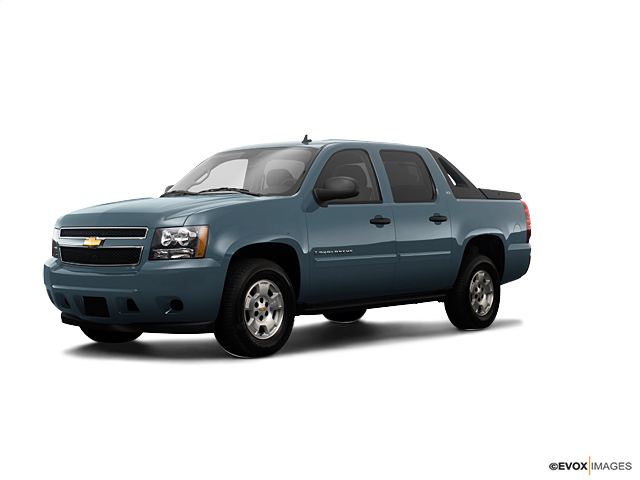 2009 Chevrolet Avalanche Vehicle Photo in San Angelo, TX 76903