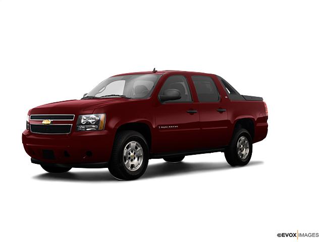 2009 Chevrolet Avalanche Vehicle Photo in Freeland, MI 48623