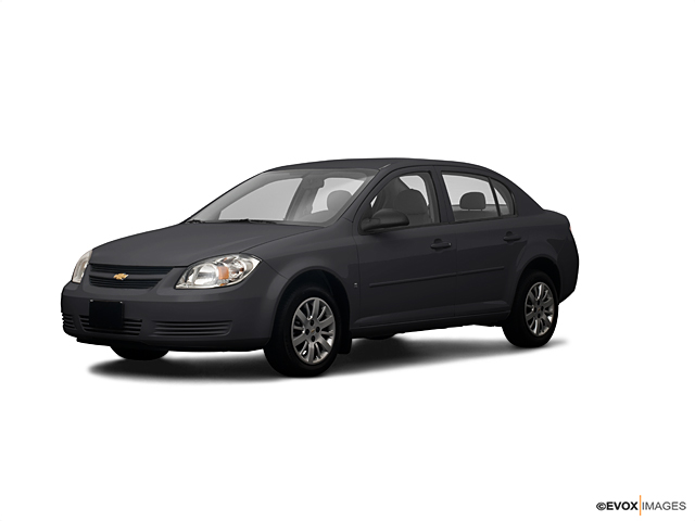 2009 Chevrolet Cobalt Vehicle Photo in Joliet, IL 60435