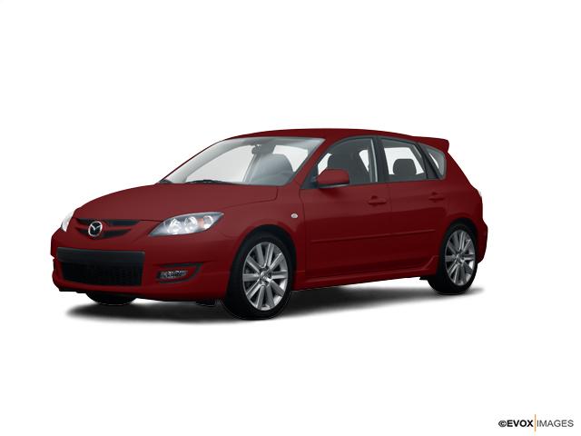 2009 Mazda Mazda3 Vehicle Photo in Spokane, WA 99207