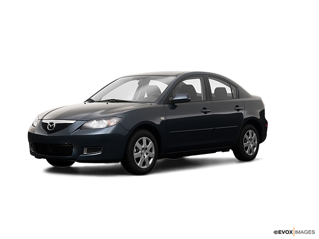 2009 Mazda Mazda3 Vehicle Photo in Joliet, IL 60435