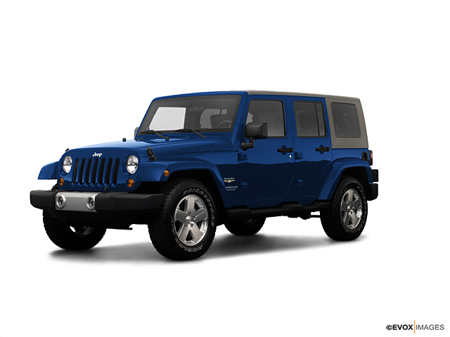 2009 Jeep Wrangler Unlimited Vehicle Photo in Portland, OR 97225