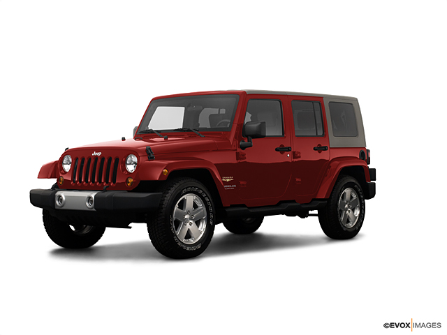 2009 Jeep Wrangler Unlimited Vehicle Photo in Beaufort, SC 29906