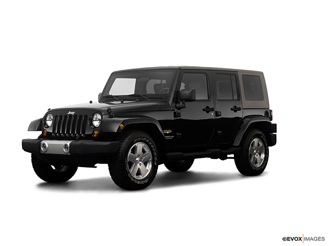 2009 Jeep Wrangler Unlimited Vehicle Photo in Tucson, AZ 85712