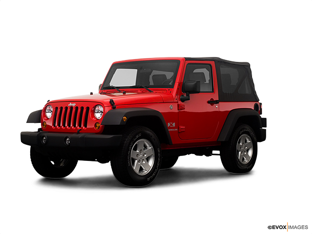 2009 Jeep Wrangler Vehicle Photo in San Angelo, TX 76901