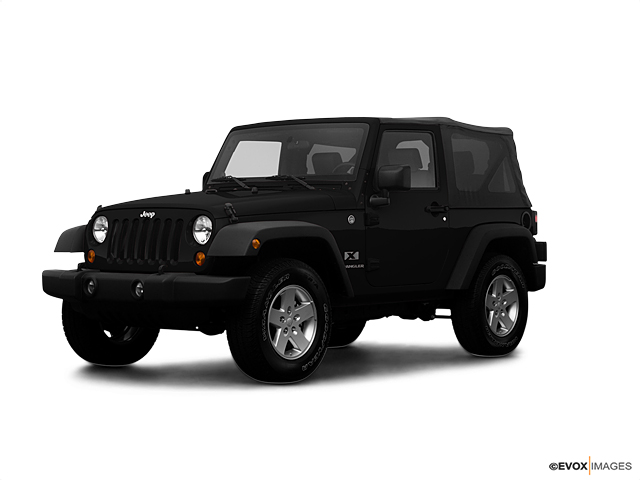 2009 Jeep Wrangler Vehicle Photo in Allentown, PA 18103