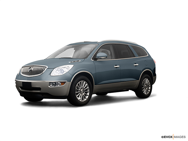 2009 Buick Enclave Vehicle Photo in Elyria, OH 44035