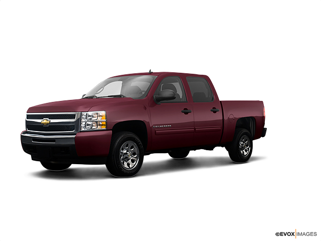 2009 Chevrolet Silverado 1500 Vehicle Photo in Greeley, CO 80634