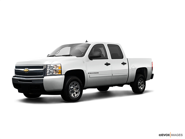 2009 Chevrolet Silverado 1500 Vehicle Photo in Vincennes, IN 47591