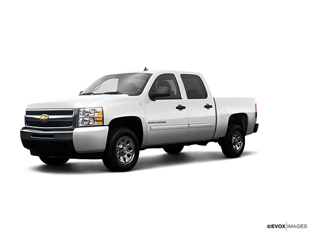2009 Chevrolet Silverado 1500 Vehicle Photo in Helena, MT 59601