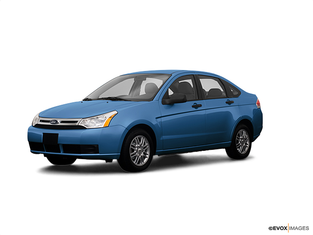 2009 Ford Focus Vehicle Photo in Wasilla, AK 99654
