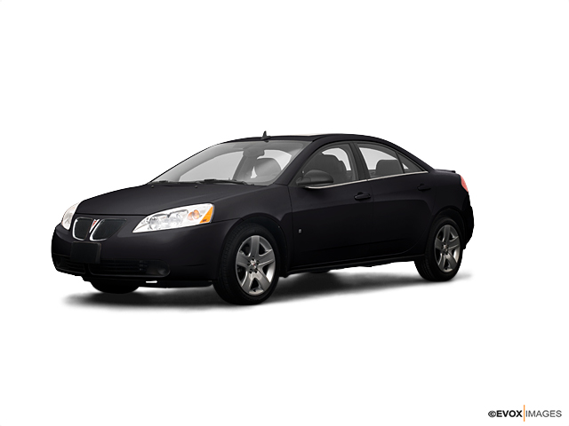 2009 Pontiac G6 Vehicle Photo in Akron, OH 44320