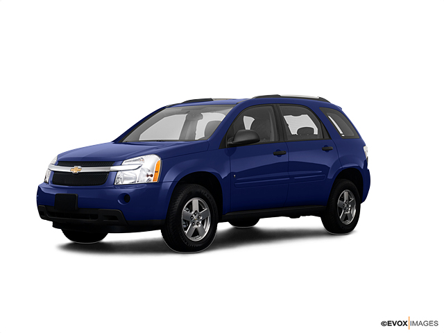 2009 Chevrolet Equinox Vehicle Photo in Medina, OH 44256