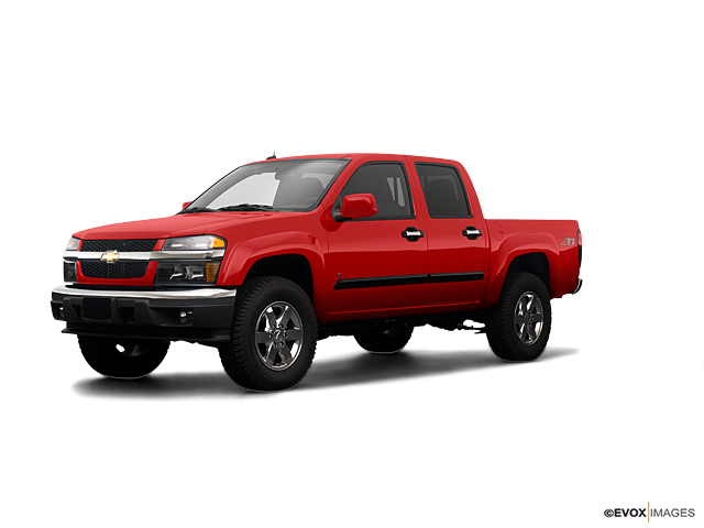 2009 Chevrolet Colorado Vehicle Photo in Plainfield, IL 60586-5132