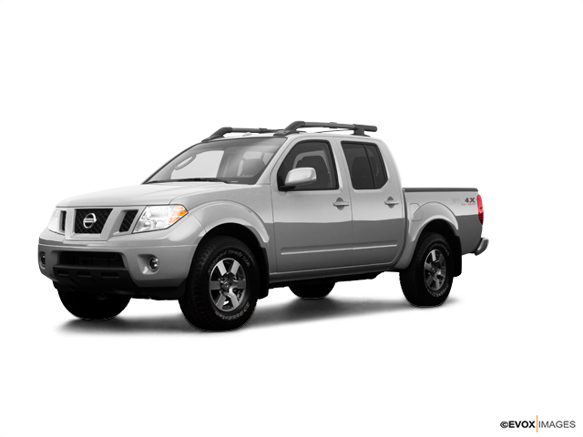 2009 Nissan Frontier Vehicle Photo in Vincennes, IN 47591