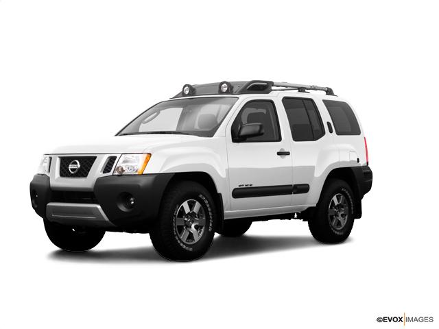 2009 Nissan Xterra Vehicle Photo in Athens, GA 30606