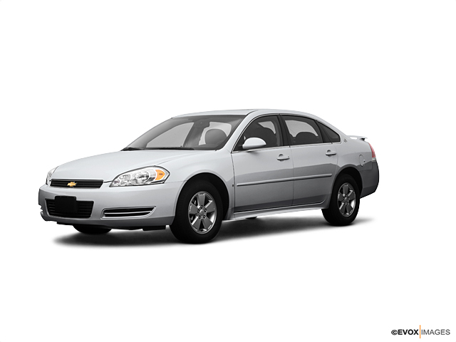 2009 Chevrolet Impala Vehicle Photo in Newton Falls, OH 44444