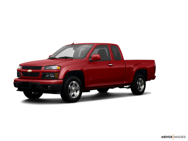 2009 Chevrolet Colorado Vehicle Photo in Warrensville Heights, OH 44128