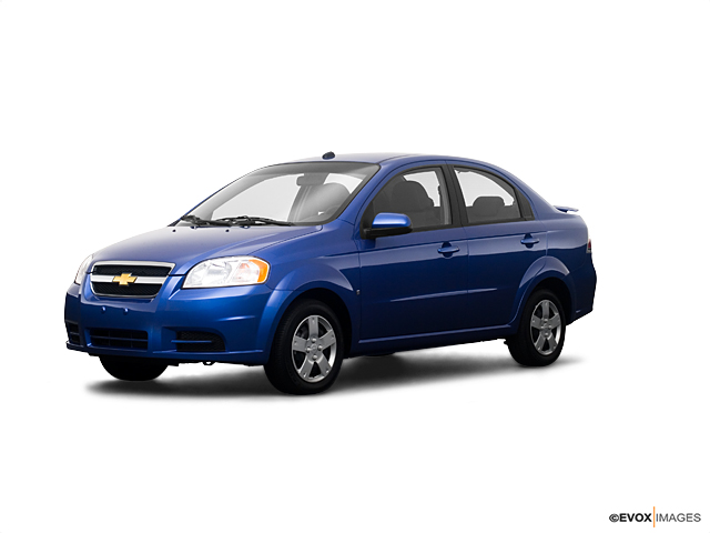 2009 Chevrolet Aveo Vehicle Photo in Greeley, CO 80634
