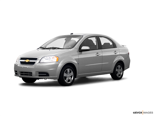 2009 Chevrolet Aveo Vehicle Photo in Quakertown, PA 18951