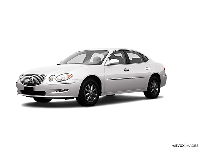 2009 Buick LaCrosse Vehicle Photo in Akron, OH 44312