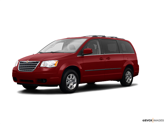 2009 Chrysler Town & Country Vehicle Photo in Longmont, CO 80501