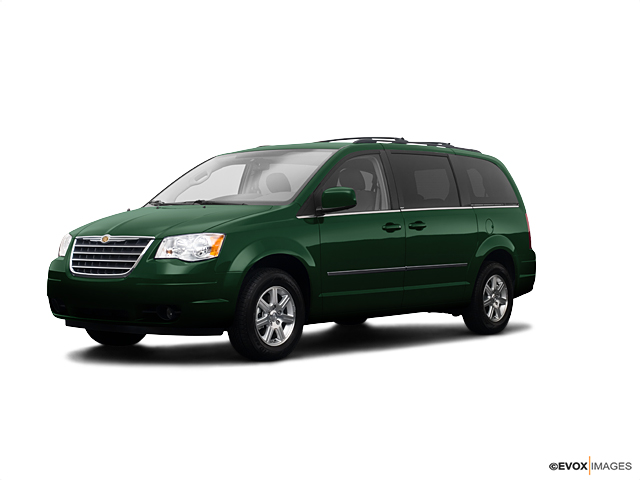 2009 Chrysler Town & Country Vehicle Photo in Janesville, WI 53545