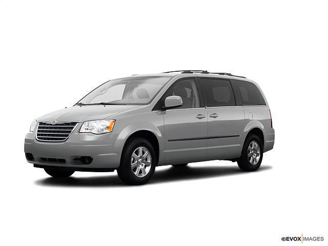 2009 Chrysler Town & Country Vehicle Photo in Morrison, IL 61270