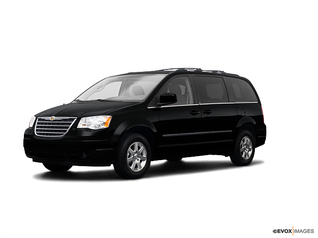 2009 Chrysler Town & Country Vehicle Photo in Trevose, PA 19053