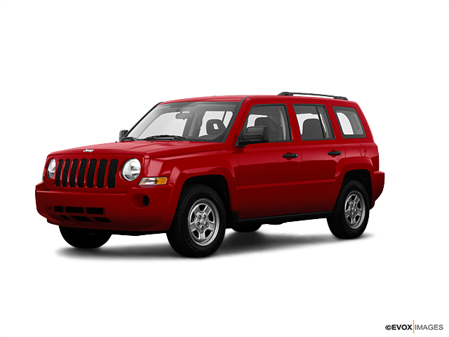 2009 Jeep Patriot Vehicle Photo in Helena, MT 59601