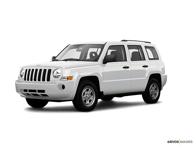 2009 Jeep Patriot Vehicle Photo in Annapolis, MD 21401