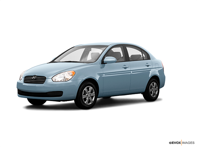2009 Hyundai Accent Vehicle Photo in Wesley Chapel, FL 33544