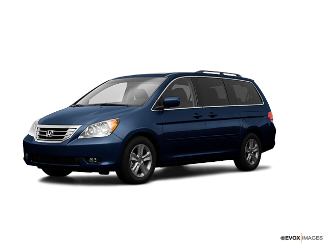 2009 Honda Odyssey Vehicle Photo in Houston, TX 77090