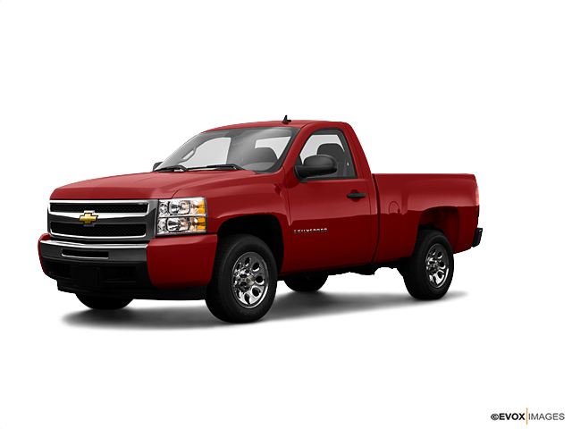 2009 Chevrolet Silverado 1500 Vehicle Photo in Joliet, IL 60435