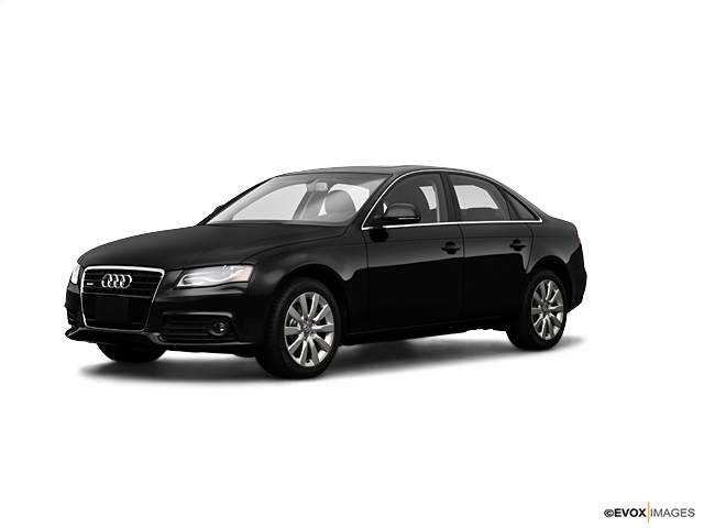 2009 Audi A4 Vehicle Photo in Melbourne, FL 32901