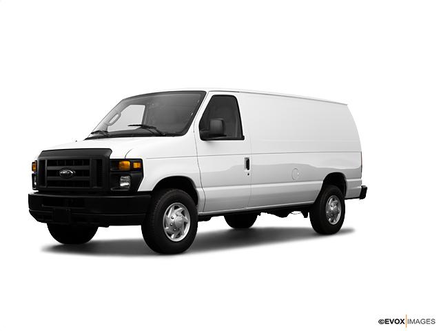 2009 Ford Econoline Cargo Van Vehicle Photo in Newark, DE 19711