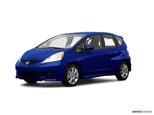 2009 Honda Fit Vehicle Photo in Manassas, VA 20109