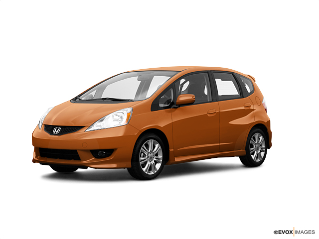 2009 Honda Fit Vehicle Photo in Bowie, MD 20716