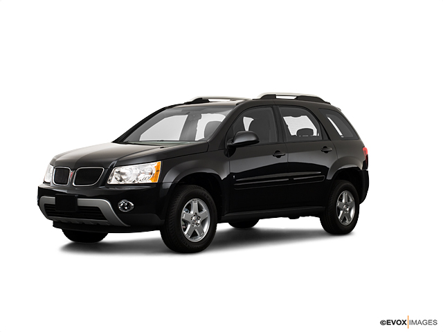 2009 Pontiac Torrent Vehicle Photo in Danville, KY 40422