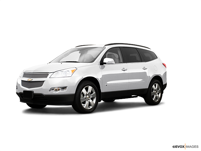 2009 Chevrolet Traverse Vehicle Photo in Wendell, NC 27591