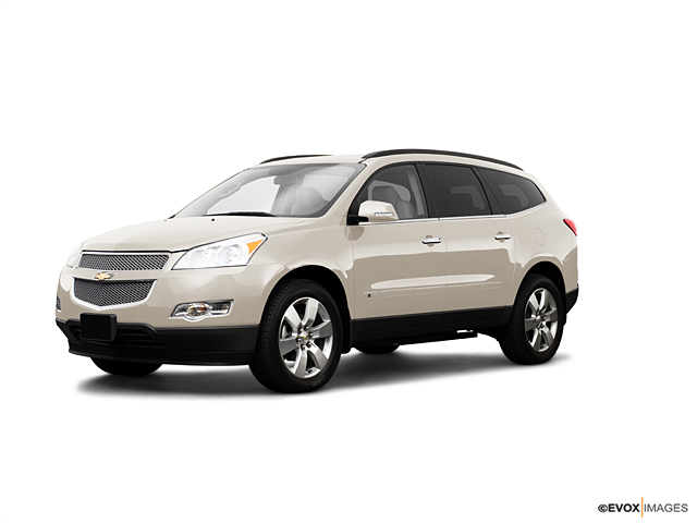 2009 Chevrolet Traverse Vehicle Photo in Kingwood, TX 77339