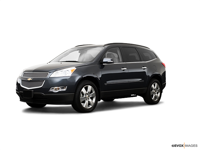 2009 Chevrolet Traverse Vehicle Photo in Joliet, IL 60435