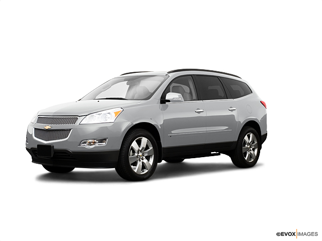 2009 Chevrolet Traverse Vehicle Photo in Owensboro, KY 42303
