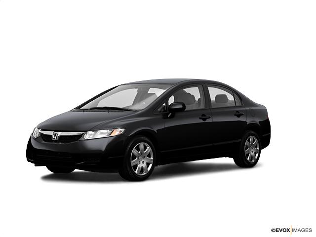 2009 Honda Civic Sedan Vehicle Photo in Austin, TX 78759