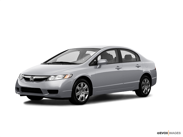 2009 Honda Civic Sedan Vehicle Photo in Pleasanton, CA 94588